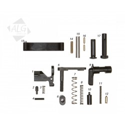 ALG Defense Lower Parts Kit (AR-15)