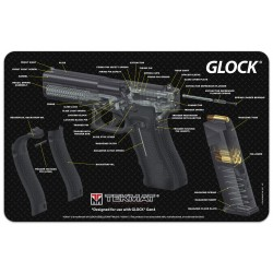 TekMat cleaning mat (Glock)