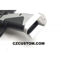 CZ Custom magazine well IPSC (TS)