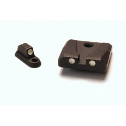 24, 25, Sight set, standard metal (P-07 Gen 2)