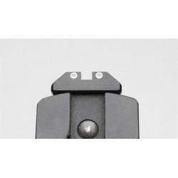 CZC H-TAC tritium rear sight (P-07/P-09)