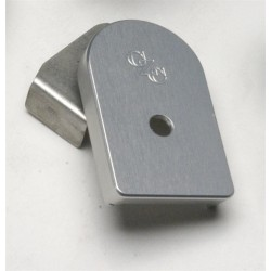 Magazine base for mag well (P-09)