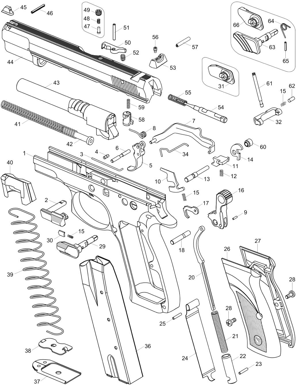 Spare Parts P 01 Omega Jizni Cz Accessories