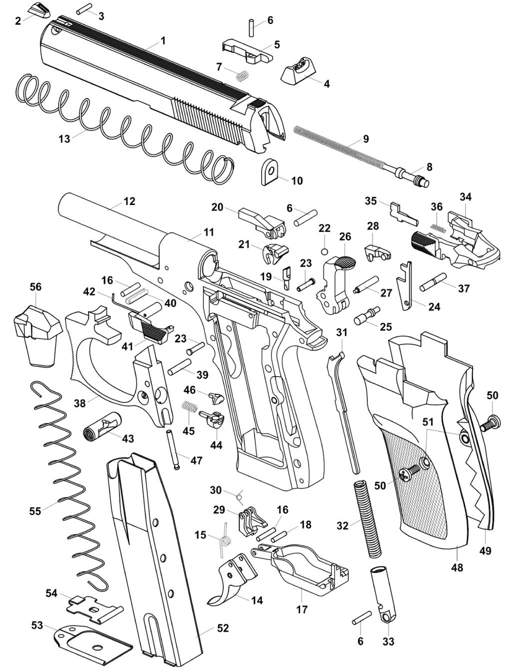 Spare parts cz 83 jizni cz accessories click here for diagram pooptronica Images