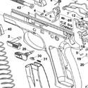 Spare Parts (CZ 85)