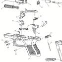 Spare parts (Glock Slimline)