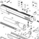 Spare parts (CZ 75 Compact)