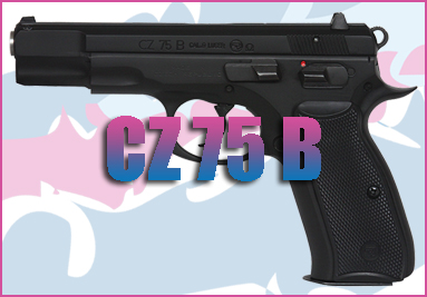 CZ75 Model B