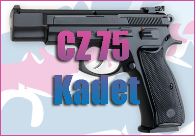 CZ 75 Kadet Conversion Kit