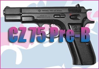 Older CZ 75 Pre-B