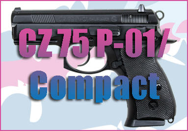 CZ P01 and Compact pistols