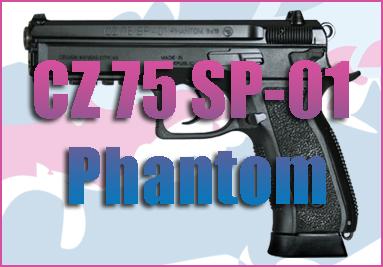 CZ 75 SP-01 Phantom