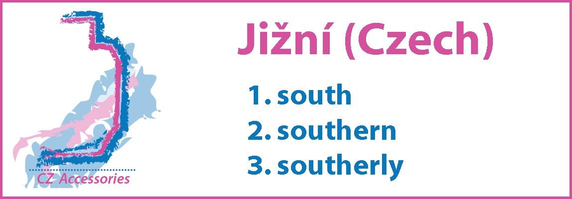 Jizni meaning