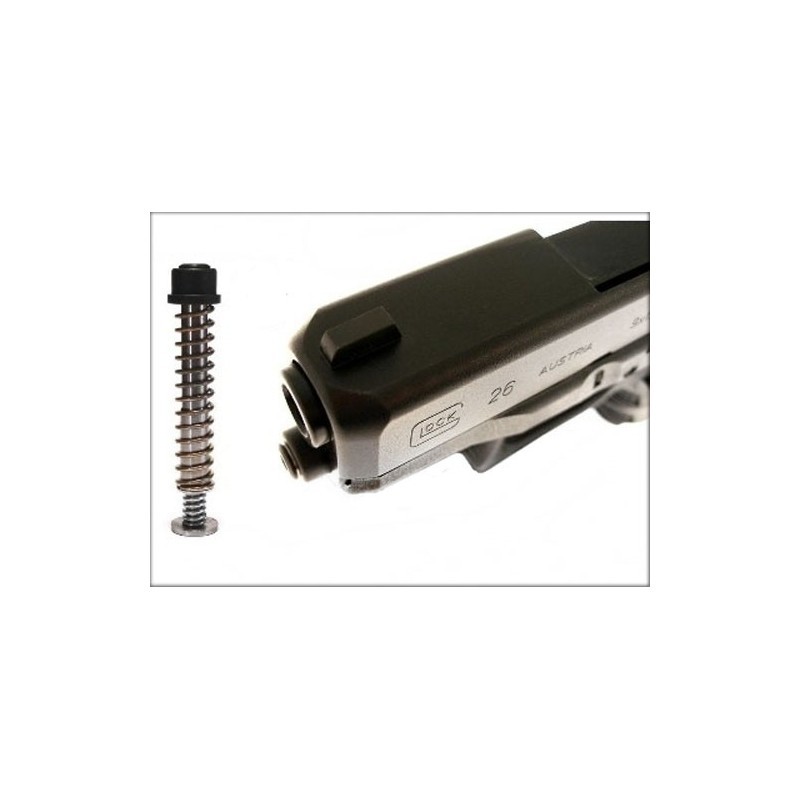 DPM recoil system (Glock Subcompact) - Jizni CZ Accessories