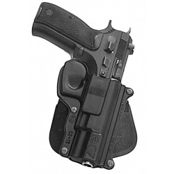 Fobus Paddle Holster (CZ 75 D / P-01)