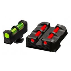 Hi Viz target sight set (Glock)