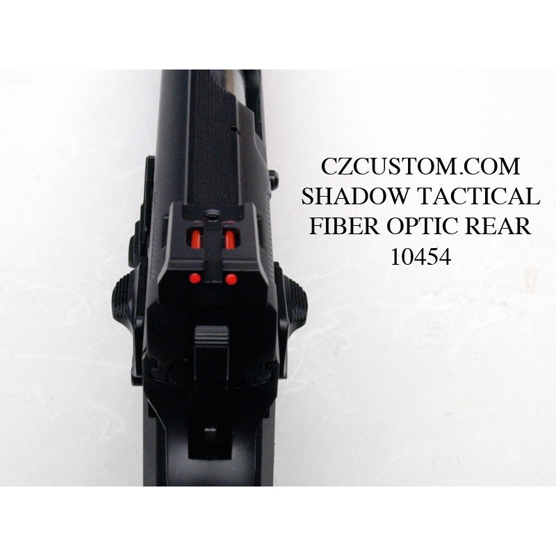 Cz Custom Fo Tactical Rear Sight Shadow Jizni Cz Accessories