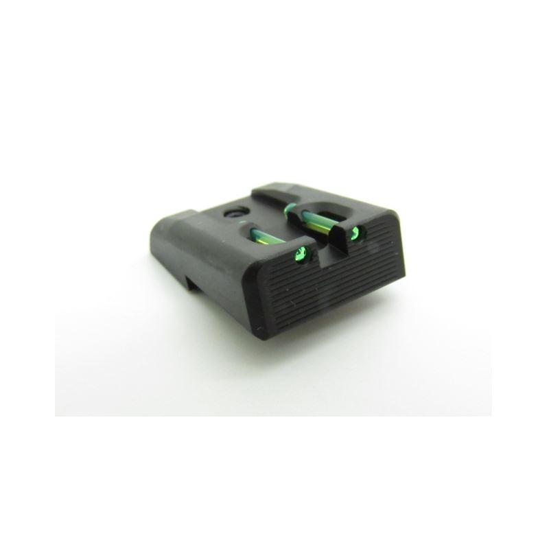 Dawson Fiber Optic Rear Sight (P-10) - Jizni CZ Accessories