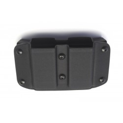 QC EDC Double Mag Carrier (P-07/Glock)