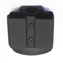 QC Sports Double Mag Carrier (P-07/Glock)