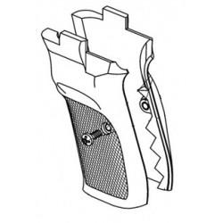 48, 49, Plastic grip set (CZ 83)