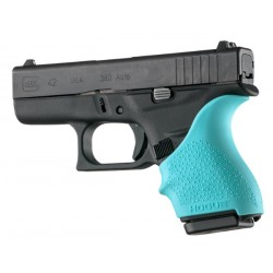 Hogue Handall Beavertail grip sleeve (Glock Slimline)