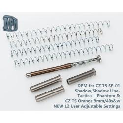 DPM fully adjustable system (SP-01 / TS Orange)