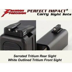 Dawson Tritium / Tritium Carry Set (Gen 3 / 4)