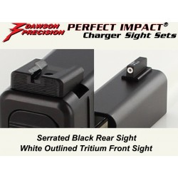 Dawson Black / Tritium Charger Set (Gen 3 / 4)