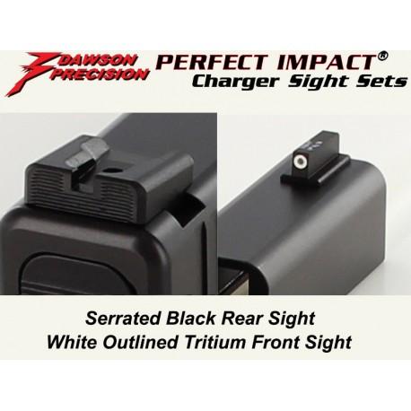 Dawson Black / Tritium Charger Set (Gen 3 / 4)