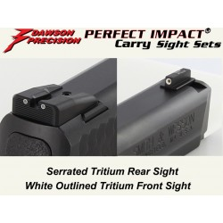 Dawson Tritium / Tritium Carry Set (M&P)