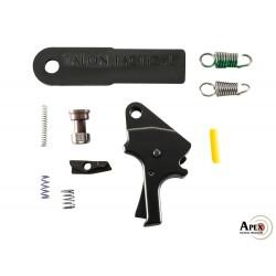 Apex Flat Faced Forward Set Sear & Trigger Kit (M&P / 2.0)