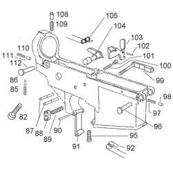 Lower Parts Kit (AR-15)