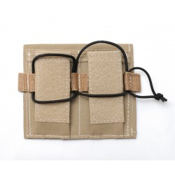 B-Tact Velcro Mag Pouch (Pistol)