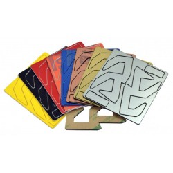 DAA Alpha-X Colour Inlay (Pouch)