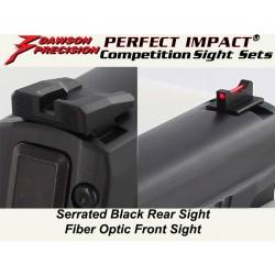 Dawson Black / Fiber Competition Set (P320)