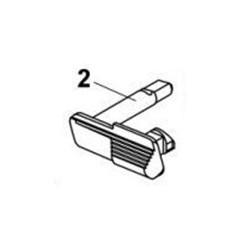 02, Slide stop (TS .40S&W)