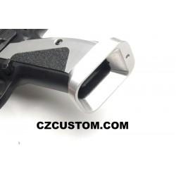 CZ Custom magazine well IPSC (TS)
