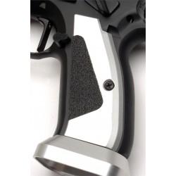 CZ Custom Medium Alu grips, grip tape (TS)