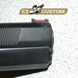 Wide 1mm fiber optic front sight (CZ 75 series)