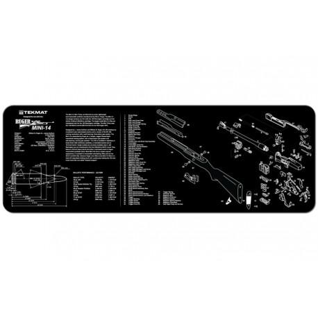 Tekmat Cleaning Mat Long Gun Jizni Cz Accessories