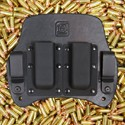 Inside waist band magazine pouches (P-10 C)