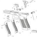 Spare parts (Glock Gen 5)