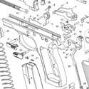 Spare parts (CZ 75 B)