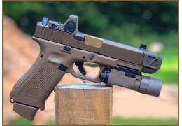 Focus on Glock 19X